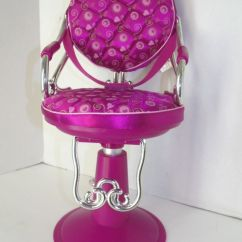 Doll Salon Chair Best Back Cushion For Office Our Generation Battat Beauty Spa 18 Dark Pink