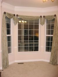 window scarf designs | Decisions | Pinterest