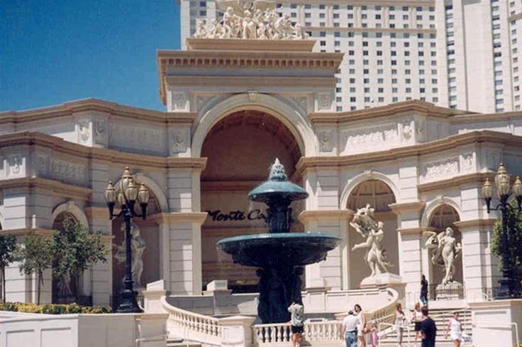 Vegas Weddings Monte Carlo