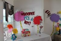 Dr. Seuss Baby Shower Party Ideas