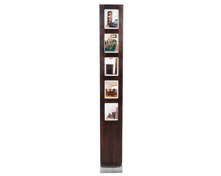 Floor Standing Picture Frame frame  Accessories  Pinterest