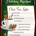 Diy chai tea latte will have to try usually i have starbucks cut