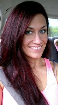 Black cherry hair color | Braids for days | Pinterest