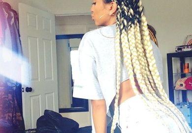 Hairstyles With Twist Braids