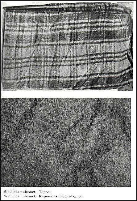 Skjoldehamn blanket