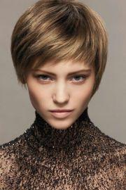 court doux - soft pixie les cheveux
