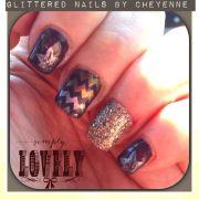 fall nail ideas #gel skin nails