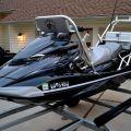 Fishing rack jet ski