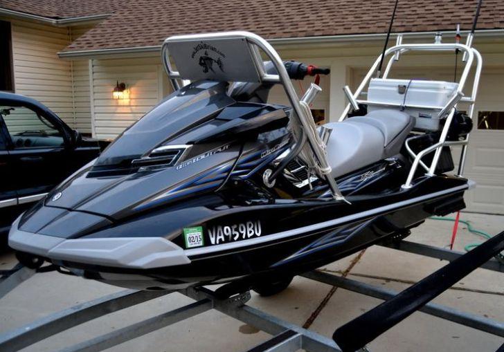 Jet Ski Fishing Rack For Sale