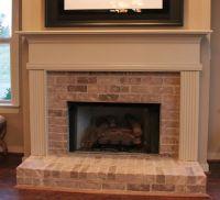 Whitewashing Brick Fireplace | Joy Studio Design Gallery ...