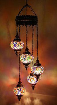 Turkish Mosaic lamps | Lighting | Pinterest