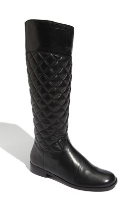 corso como quilted boot