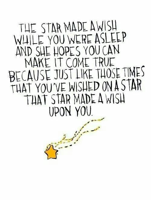 Wish Upon A Star Quotes. QuotesGram