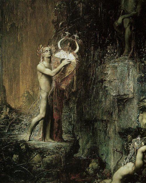 Pierre Amédée Marcel-Béronneau, Orpheus, 1897