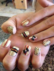 country nail design joy studio