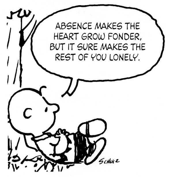 Absence Makes The Heart Grow Fonder Quotes. QuotesGram