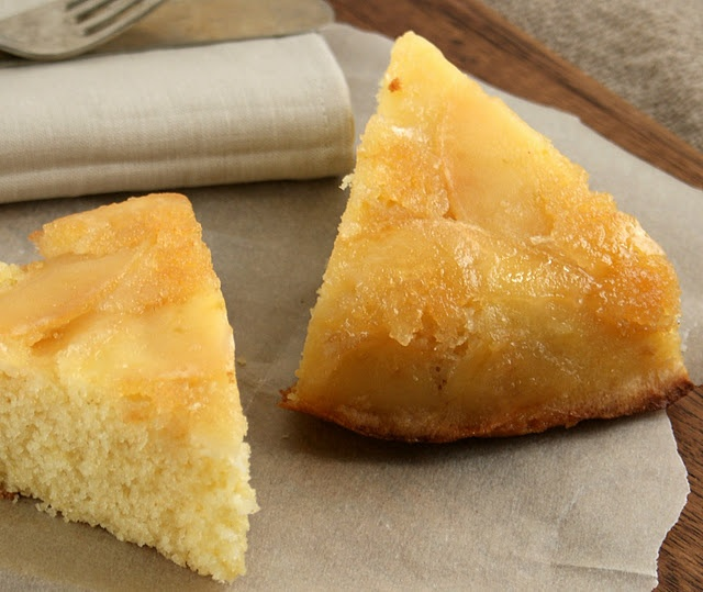 caramelized apple skillet cake recipes pinterest