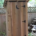 Outhouse smoker this is a fantastic idea honey i need an outhouse