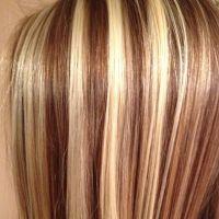 hair foils colour ideas 7 foils highlights ...