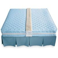Create-A-King-convert twin beds to king size bed-mattress ...