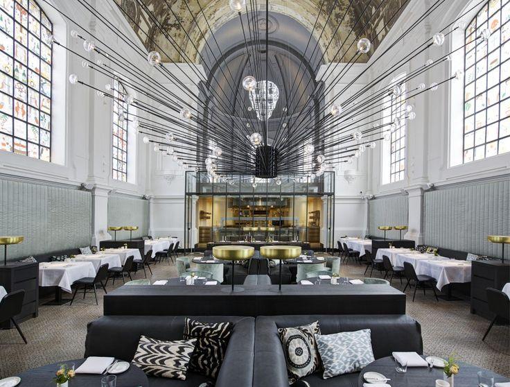 Restaurant 'The Jane' Antwerp / Piet Boon