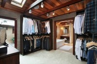 Men's walk-in closet! | Stunning Walk-in Closet's | Pinterest