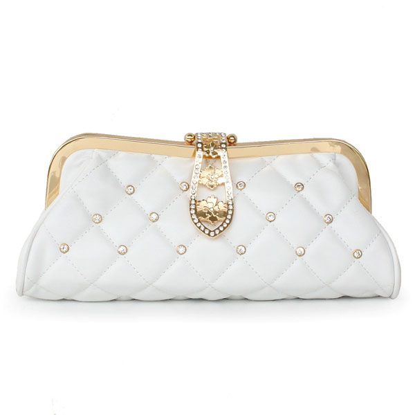 Amazing Crystal Small Shoulder Bags