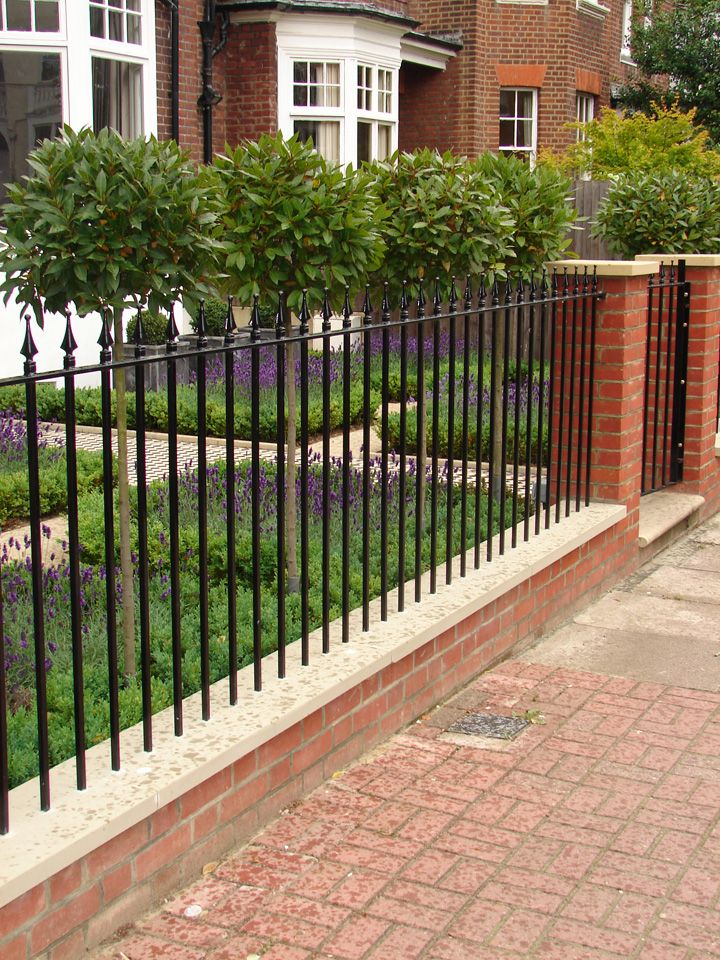 Astounding Front Garden Fence Ideas Uk With Front Garden Fence