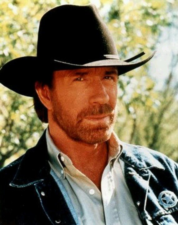 CHUCK NORRIS Walker Texas Ranger WALKER TEXAS RANGER