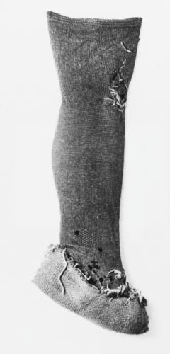 Gunnister Man's Stockings from A History of Hand Knits