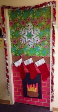 Christmas Decorations Dorm