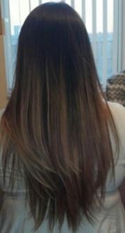 subtle ombre hair haaaaaair