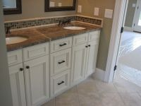 white bathroom cabinets - Google Search | Bathroom | Pinterest