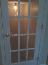 Basement door Interior door Lighting   Basement redo ...
