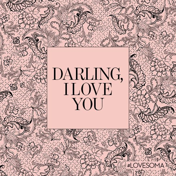 Darling I Love You Quotes