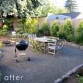 Backyard pea gravel inspiration back yard pinterest