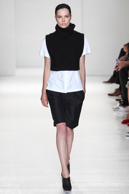 Victoria Beckham Spring 2014 Ready-to-Wear Collection Slideshow on Style.com