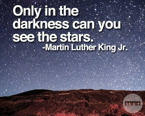 -Martin Luther King Jr.