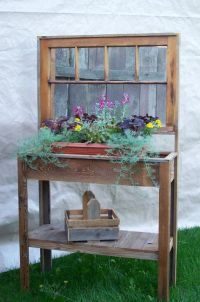 Rustic Outdoor Decor Ideas | gorgeous gardens | Pinterest