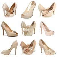 Pretty little bridesmaids shoes. | Kourtney's Big Day ...
