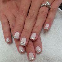 Bride nails | Bridal Nails