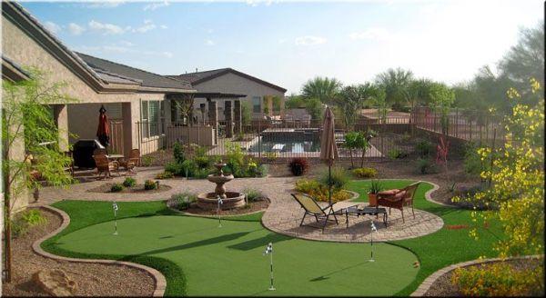 learn landscape arizona backyard