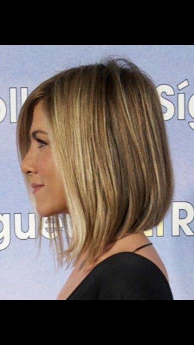 Long Bob Hairstyles With Side Fringe Page 1