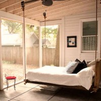 Swing bed | Back Porch | Pinterest