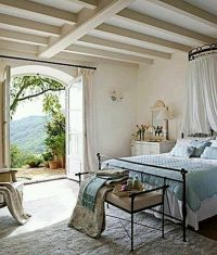 Bedroom in French countryside | France ~ The Good Life ...