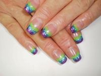 Unique Nail Art Design Ideas For 2014 | Nail art: french ...