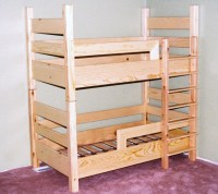 toddler size bunk bed plans | woodideas