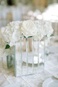 #mirrors, #centerpiece | Decoracin :) | Pinterest