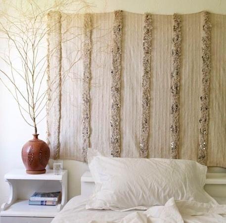 Park Interiors- moroccan wedding blanket