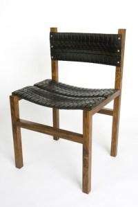 chair made from car tires | Tire Art | Pinterest